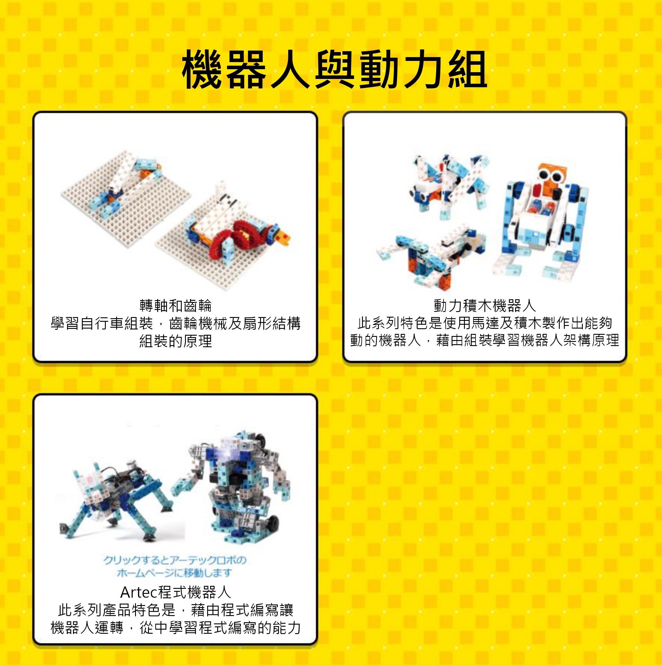 機器人與動力組